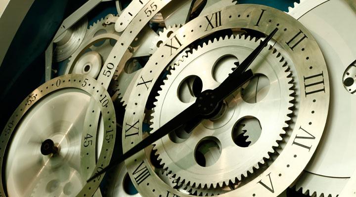 Clock mechanisms